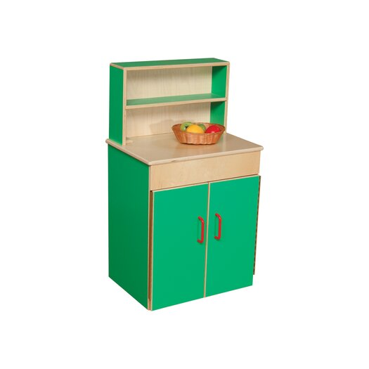 Wood Designs Classic Deluxe Hutch