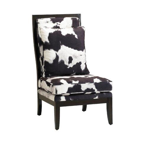 Comfort Pointe Murray Microfiber Parson Chair