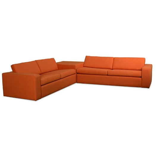 Marfa Symmetrical Sectional