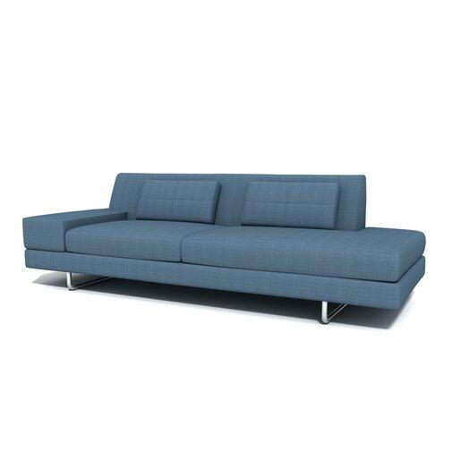 Hamlin One Arm Sofa with Chaise