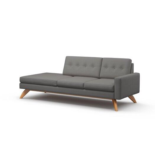 Luna One Arm Sofa