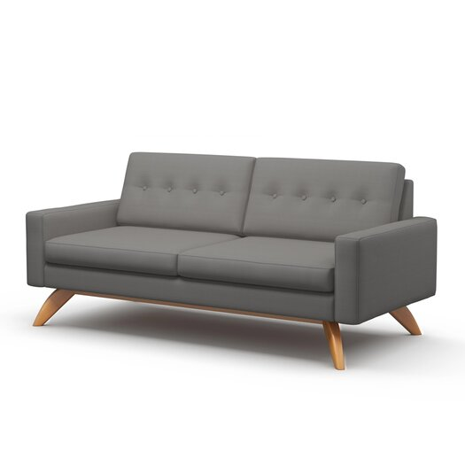 "TrueModern Luna 78"" Condo Sofa"