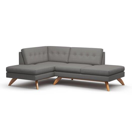Luna Double Bumper Loft Sofa