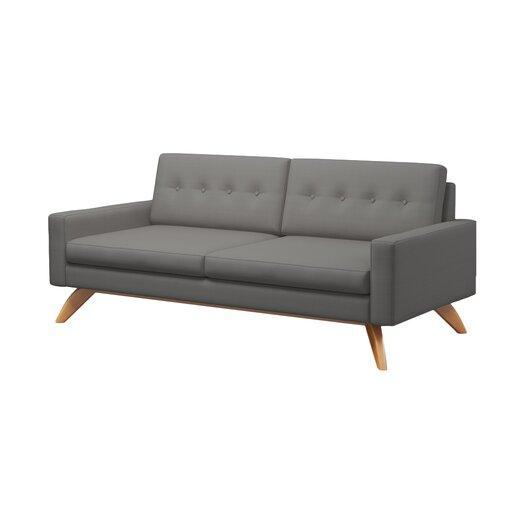 "TrueModern Luna 84"" Standard Sofa"