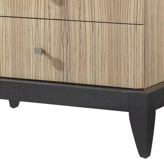 Allan Copley Designs Bonita 2 Drawer Nightstand