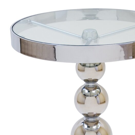 Allan Copley Designs San Juan End Table