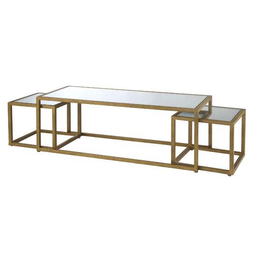 Grace 3 Piece Coffee Table Set