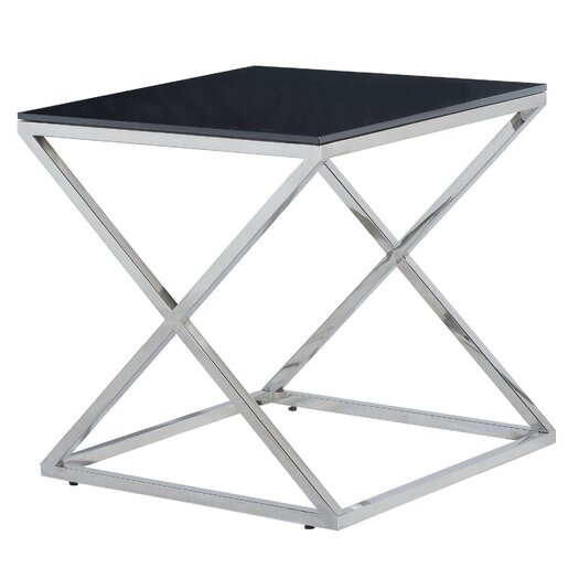 Excel End Table