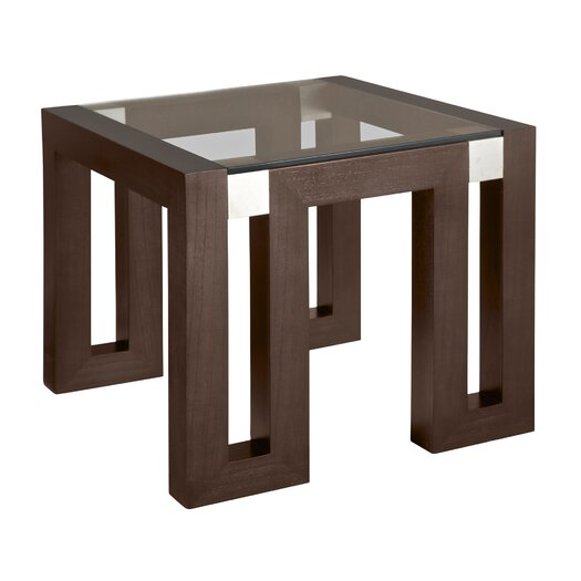 Calligraphy End Table