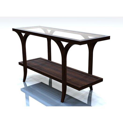 Allan Copley Designs Sebastian Rectangular Console Table