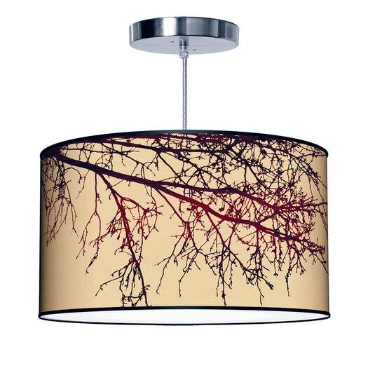 Jef Designs Organic Modern Branch Pendant