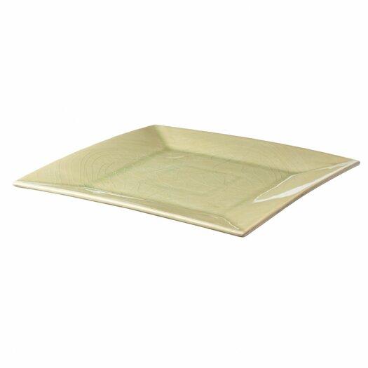 Lazy Susan USA Pear Ceramic Plate