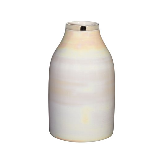 Lazy Susan USA Pearlized Vase