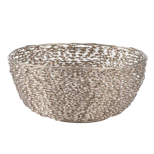 Lazy Susan USA Twisted Decorative Bowl