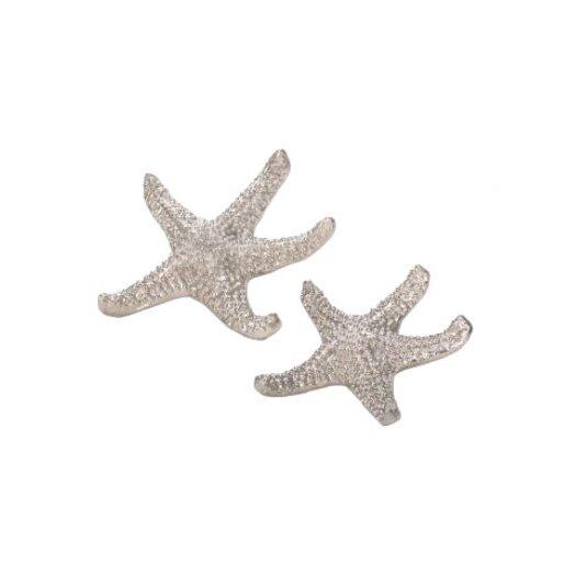 Lazy Susan USA Sea Star Sculpture