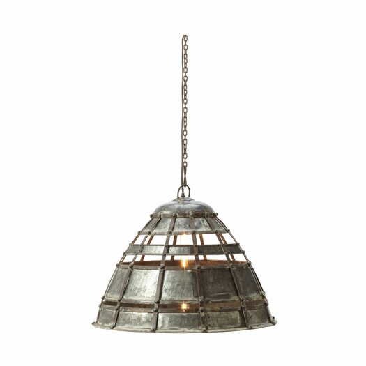 Lazy Susan USA Colossal Fortress Pendant Lamp