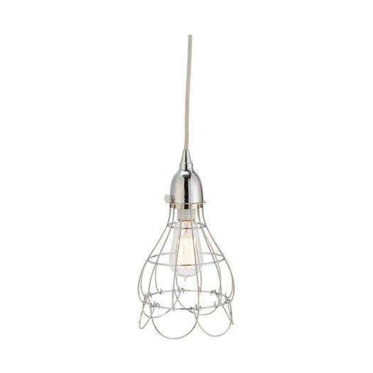 Lazy Susan USA Wire Rose Pendant Light