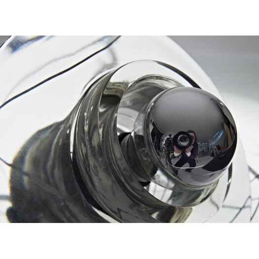 Tom Dixon Glass Lens Pendant