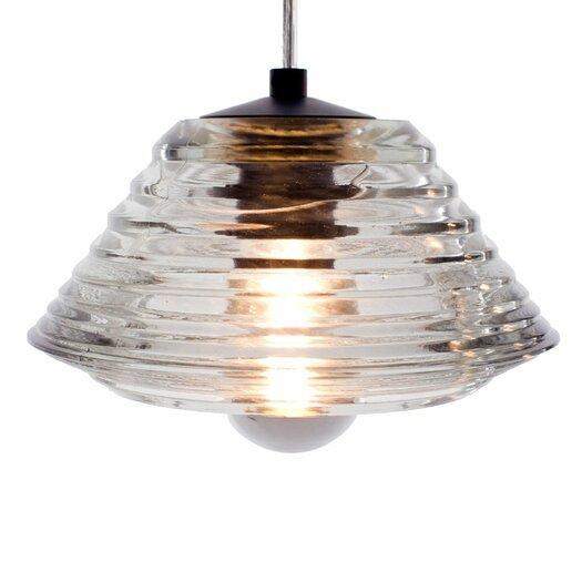Tom Dixon Glass Bowl 1 Light  Pendant