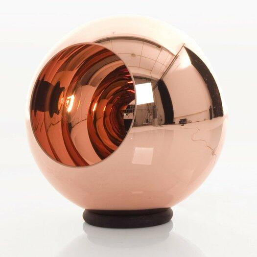 tom dixon copper floor lamp allmodern. Black Bedroom Furniture Sets. Home Design Ideas