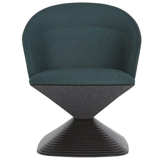 Pivot Barrel Chair
