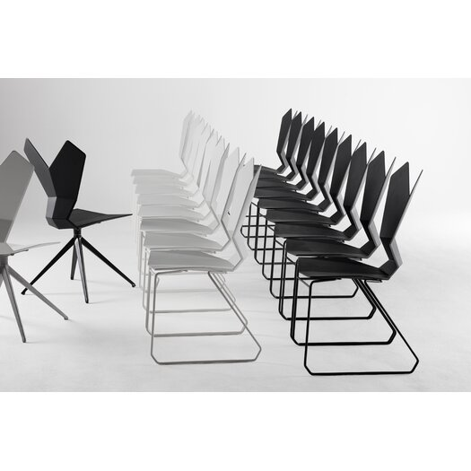 Tom Dixon Y Armless Stacking Chair