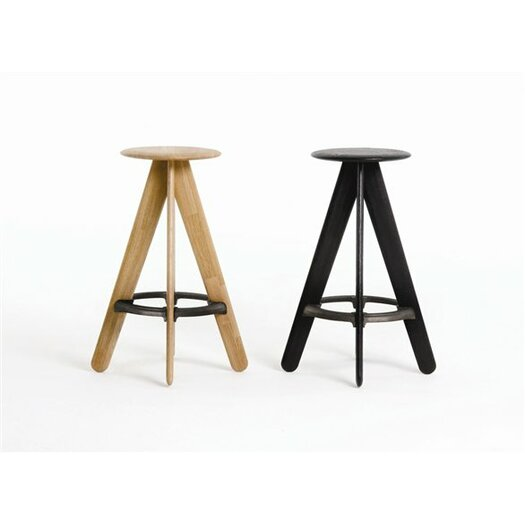 "Tom Dixon Slab 29.9"" Bar Stool"