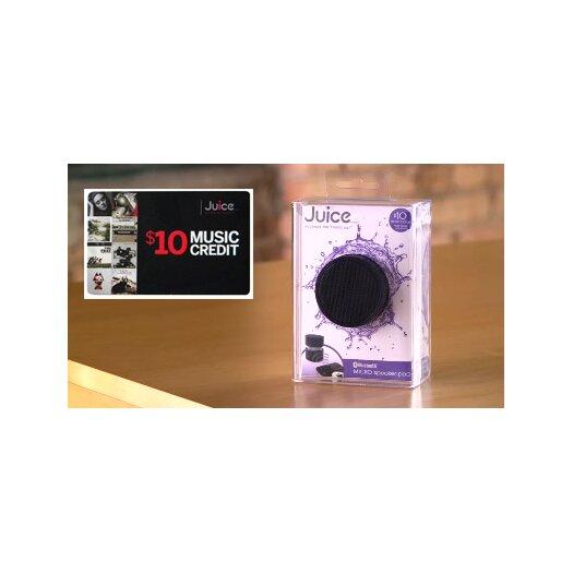 Juice Micro Bluetooth Speaker Pod
