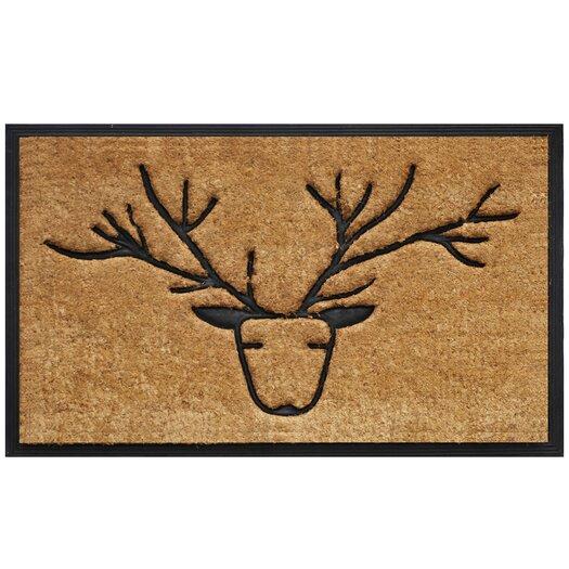 Home & More Deer Doormat