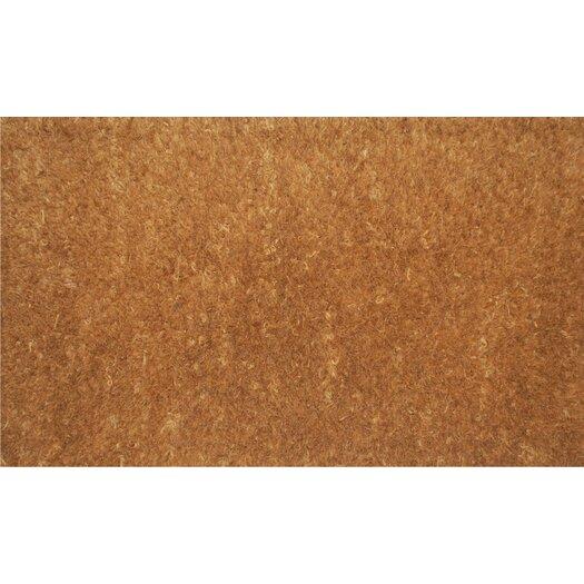 Home & More Solid Doormat