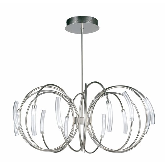 Terzani Hook 12 Light Globe Pendant