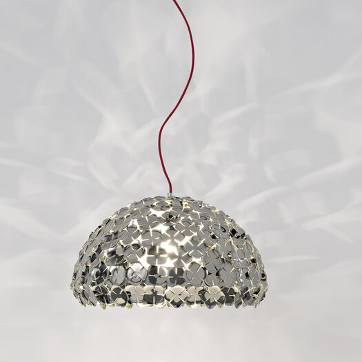 Terzani Orten'zia 1 Light Bowl Pendant