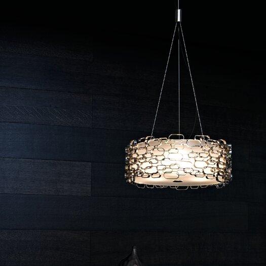 Terzani Glamour Three Light Pendant