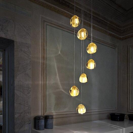 Terzani Mizu 7 Light Pendant