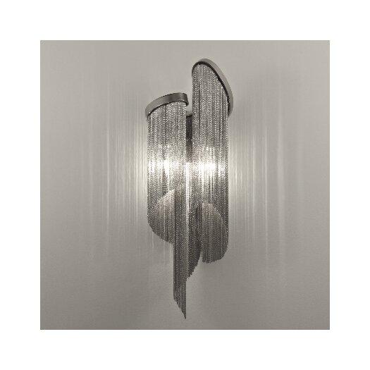 Terzani Stream 2 Light Wall Sconce