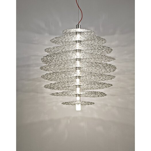 Terzani Tresor Nine Light Pendant