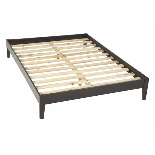 Modus Furniture Newport Platform Customizable Bedroom Set