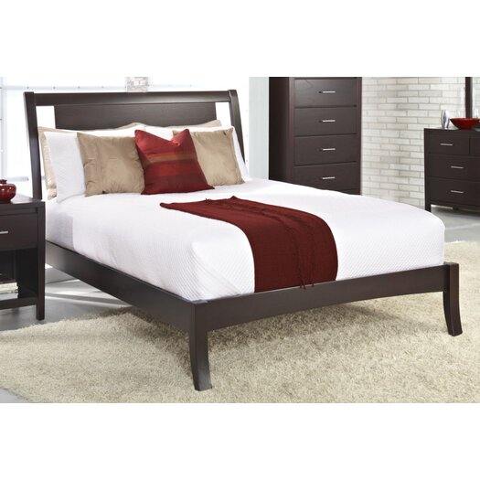Modus Furniture Nevis Panel Bed