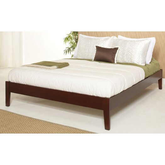 Modus Furniture Newport Simple Panel Bed