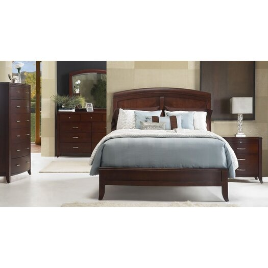 Modus Brighton Sleigh Customizable Bedroom Set Allmodern