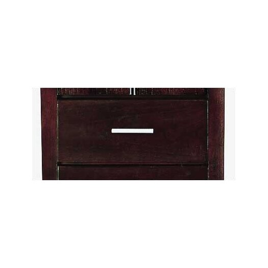 Modus Furniture Nevis 4 Drawer Gentleman's Chest