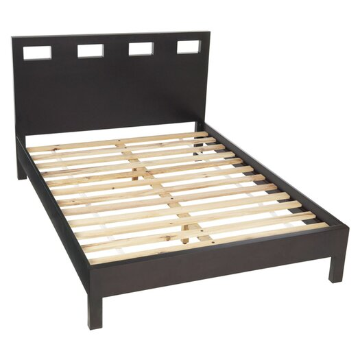 Modus Furniture Riva Panel Bed