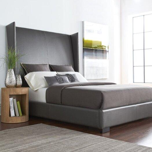 Sunpan Modern 5West Pandora Wingback Bed