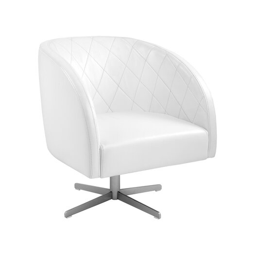 Sunpan Modern 5West Boulevard Leather Armchair