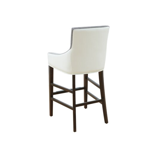 Sunpan Modern 5west Vincent 26 Quot Bar Stool With Cushion