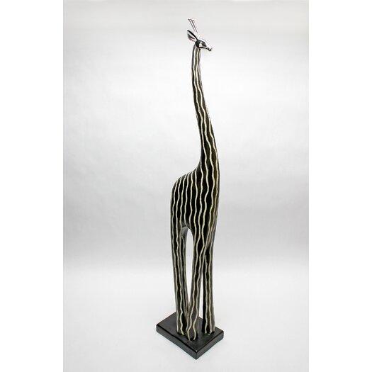 Vita V Home Contemporary Giraffe Statue