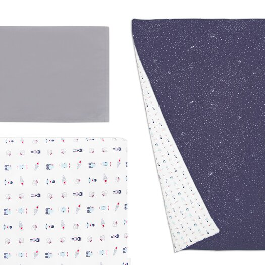 babyletto Galaxy Crib Skirt