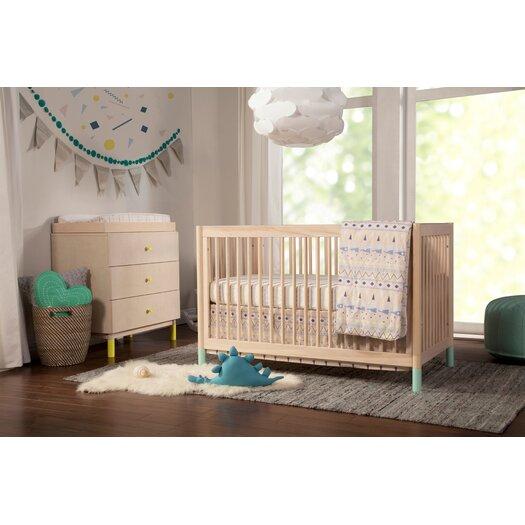 Desert Dreams 5 Piece Crib Bedding Set