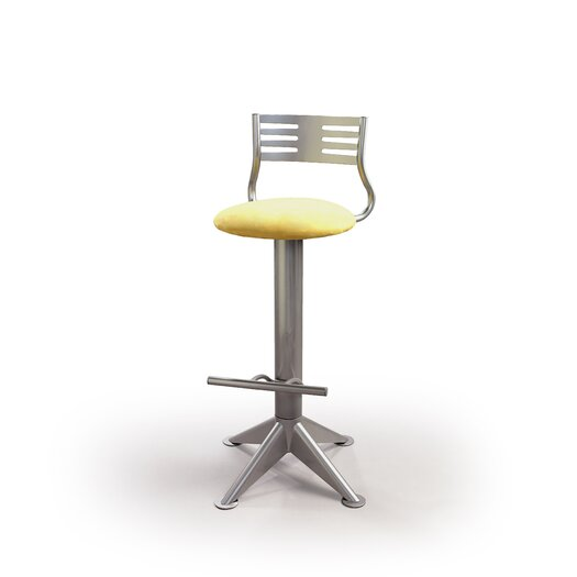 Createch Max 30 Quot Swivel Bar Stool With Cushion Allmodern