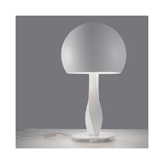 "Masiero Botero 21.65"" H Table Lamp with Globe Shade"